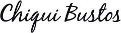 Chiqui Bustos. Curso de Instructores PADI Logo